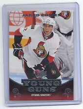 10-11 2010-11 UPPER DECK JARED COWEN YOUNG GUNS ROOKIE 239 OTTAWA SENATORS