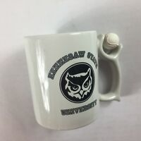 Kennesaw State Owls Baseball Coffee Mug Cup KSU Atlanta Georgia Student Alumni