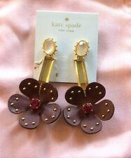 Kate Spade Goldtone Chandelier  Earrings BN