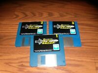 "Sword of Sodan Commodore Amiga on 3.5"" disks"