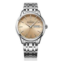 Dreyfuss Mens Classic Stainless Steel Strap Watch DGB00125/25 RRP £495