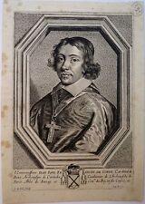 Eau-forte, Jean-Paul François de Gondy, Jode, v. 1630