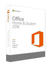 Microsoft Office Home and Student 2016 English Medialess P2