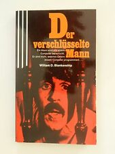 William D Blankenship Der verschlüsselte Mann Roman Krimi Scherz Verlag