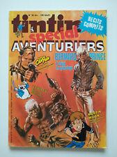EO 1978 (très bel état) - Super Tintin Aventuriers (39 bis) - Lombard