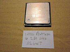 Procesador Intel Pentium 4 2,80 GHz Socket 478 HT SL6WT