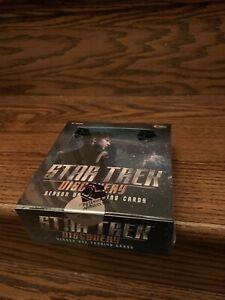 2019 Rittenhouse Star Trek Discovery Season 1 Sealed Trading Card Hobby Box