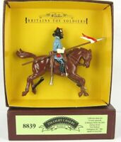 Britains Raj Toy Soldiers 1994 Collectors Edition 27th Light Cavalry Madras