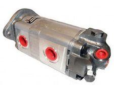 Hydraulic Double Gear Pump - JCB Telehandler 506B Part # 20/204900
