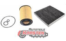 FilterSet (S): 1x Innenraumfilter, 1x Ölfilter