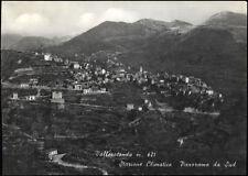 cartolina VALLEROTONDA stazione climatica-panorama da sud