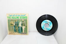 the rolling stones get off my cloud london 45-9792