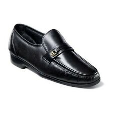 Men's Florsheim Comfortech Riva Black 8 1/2 D Slip on Shoes -