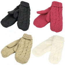 Unbranded Women's Acrylic Wrist Gloves & Mittens