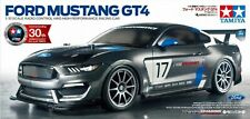 TAMIYA RC 58664 Ford Mustang GT4 (TT-02) 1:10 Scale Assembly Kit