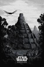 Kilian Eng Star Wars Rogue One Variant Poster Print Mondo Artist Basis of Hope