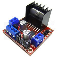 L298NDouble pont en H controlleur moteur stepper Arduino ESP32 STM32 Pi Teensy