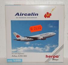 Herpa Wings Aircalin Airbus A310-300 mit Registration 1:500 501101 (R2_2_58)