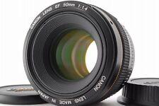 【AB Exc+】 Canon EF 50mm f/1.4 USM Prime AF Lens w/ Caps From JAPAN #2996