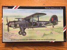 Special Hobby 1/48 Fairey Albacore Mk.I  (SH48045)