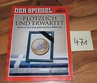 Der Spiegel Plötzlich und erwartet Heft vom 20.06.2011 Art. Nr. 471