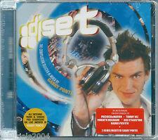 Djset by Gabry Ponte (2005) CD NUOVO Molinaro & Provenzano. Gigi D'Agostino. Myl