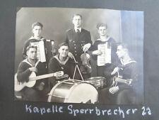 original Fotoalbum KM Marine  Sperrbrecher