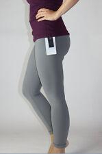 6aa54a3cb00bd Lululemon High Times Pant size 8 Slate NWT Grey Gray Yoga 7/8 Pants Full