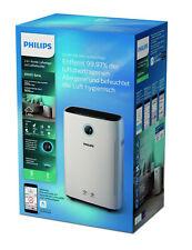 PHILIPS Luftreiniger & Luftbefeuchter 2in1 AC2729/10 HEPA Filter WLAN APP - NEU