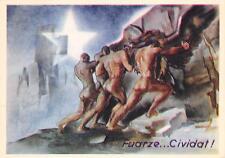 """6426) """"FUARZE...CIVIDAT"""" BATTAGLIONE CIVIDALE 8 REGGIMENTO ALPINI."""
