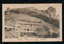 Somerset CHEDDAR Hillside Cottage Tuck#772 PPC local pub H Collard