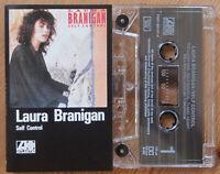 LAURA BRANIGAN - SELF CONTROL (7567801474) EUROPE RARE 1990s REISSUE EX COND!!