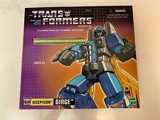 Transformers Commemorative Series - Dirge (MISB)