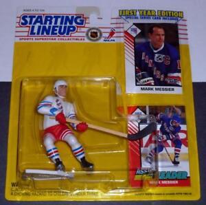 1993 MARK MESSIER New York Rangers NM Rookie *FREE_s/h* HOF Starting Lineup