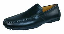 Zapatos informales de hombre negras Geox