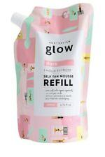 Australian Glow 1 Hour Dark Self Tan Mousse 200ml REFILL Eco Friendly Packaging