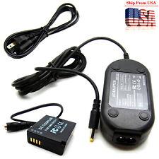 Power AC Adapter For DMW-DCC11 Panasonic Lumix DMC-GX7 Mark II DMC-GX80 DMC-GX85