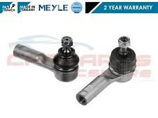 FOR VOLVO S40 V40 MEYLE OUTER TRACK TIE ROD ENDS LEFT AND RIGHT 2000-2004