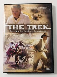 The Trek Reliving The Handcart Experience Dvd