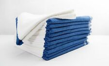 BRAND NEW 8 PIECES 100% COTTON EXTRA LARGE STRIPED BEACH POOL TOWEL 75 * 154cm