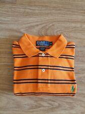 Polo Ralph Lauren Orange manche courte  XL neuf