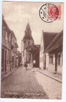DANEMARK -   OLD POSTCARD FAABORG    written and travele YEAR 1911