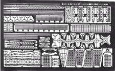 TOM's 1/500 IJN Aircraft Carrier details set 5004