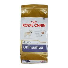 Royal Canin Chihuahua Junior, Chihuahua Junior Cachorro De Perro alimento seco 1,5 Kg