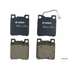 Bosch BP620 QuietCast Premium Semi-Metallic Rear Disc Brake Pad Set