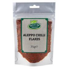 Dried Aleppo Pepper Chilli Flakes (Pul Biber) 75g
