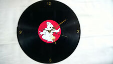 "RAY PARKER Jr. Ghostbusters 12"" Vinyl lp Wall Clock  num."