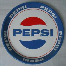 Vintage PEPSI ® Kellnertablett Serviertablett aus Blech ca. 1960er / 70er Jahre