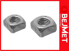 M 8 DIN 557 A2 Stainless Steel square nut nuts (SET 10-PIECES)