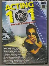 Acting 101 SEALED DVD Liman Tummond Blair Witch Kahn How to be a working actor